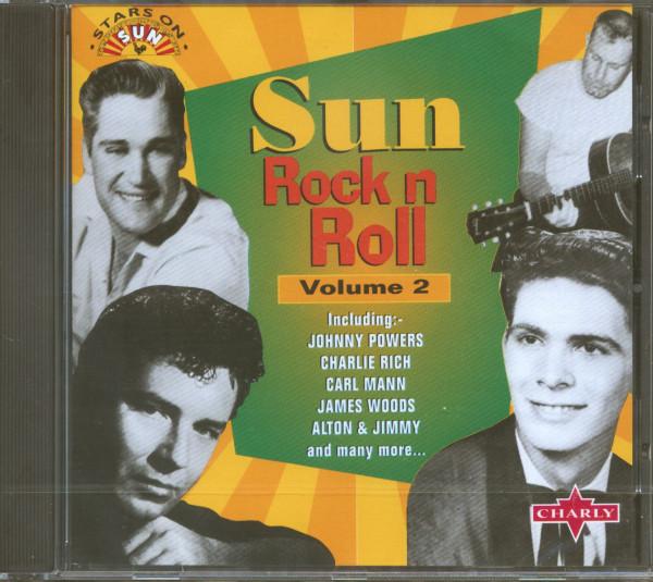 Sun Rock'n'Roll Vol.2 (CD)