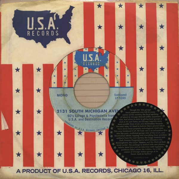 2131 South Michigan Avenue 60's Garage 3-LP