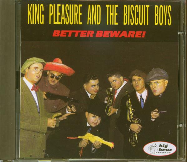 Better Beware! (CD)