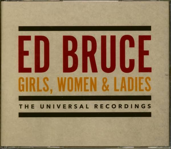 Girls, Women & Ladies - The Universal Recordings (3-CD)