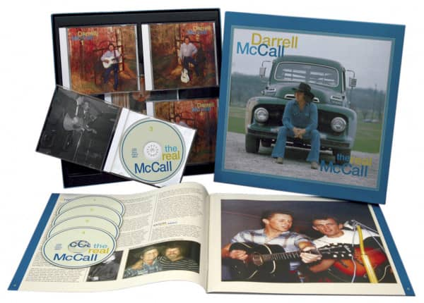 The Real McCall (5-CD)