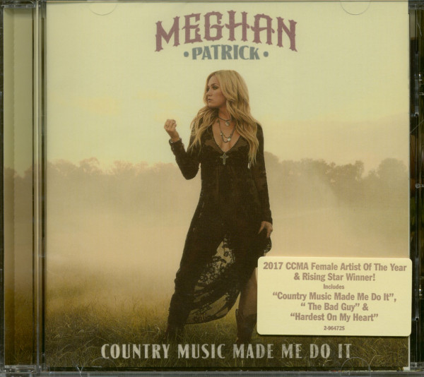 Country Music Made Me Do It (CD)