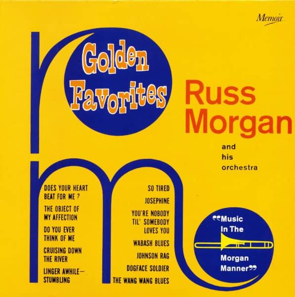 Golden Favorites (LP)