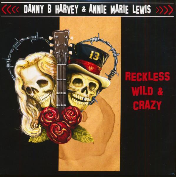 Reckless, Wild & Crazy (CD)