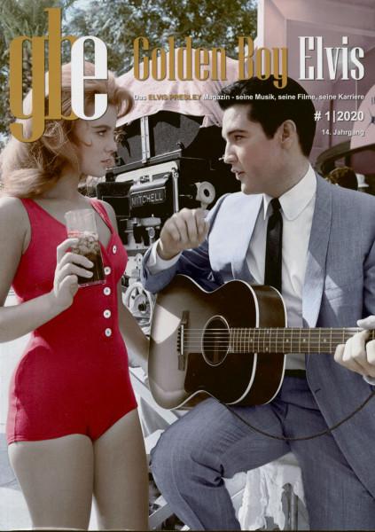 Golden Boy Elvis - Fachmagazin 1-2020