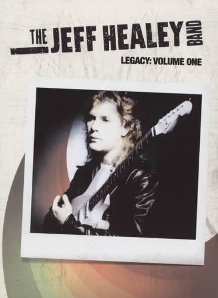 Legacy Vol.1 (2-CD&DVD)