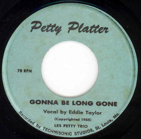 Gonna Be Long Gone - Oh! Why Do I 7inch, 45rpm