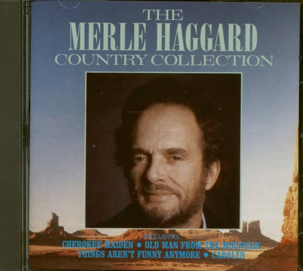 The Merle Haggard Country Collection (CD)