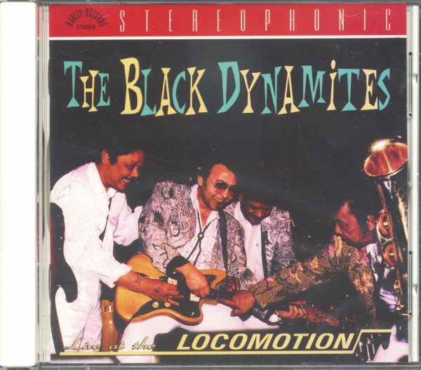 Live At The Locomotion (CD)