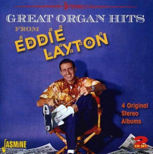 Great Organ Hits From (2-CD)