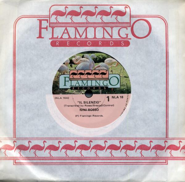 Il Silenzio - Zorba's Dance 7inch, 45rpm, SC