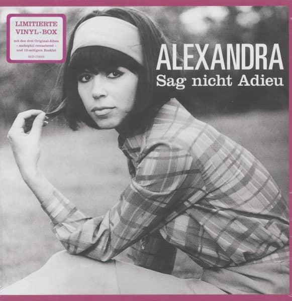 Sag nicht Adieu (3-Vinyl LP Box) Limitiert