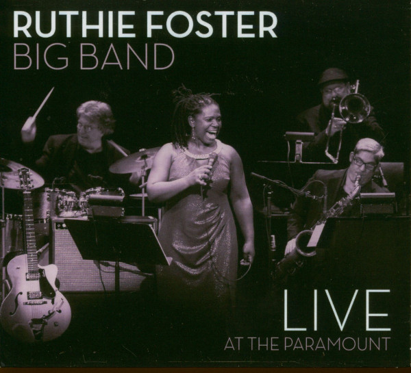 Ruthie Foster Big Band - Live At The Paramount (CD)
