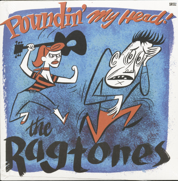 Poundin' My Head (7inch, EP, 45rpm, PS)