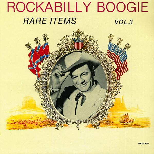 Vol.3, Rockabilly - Rare Items