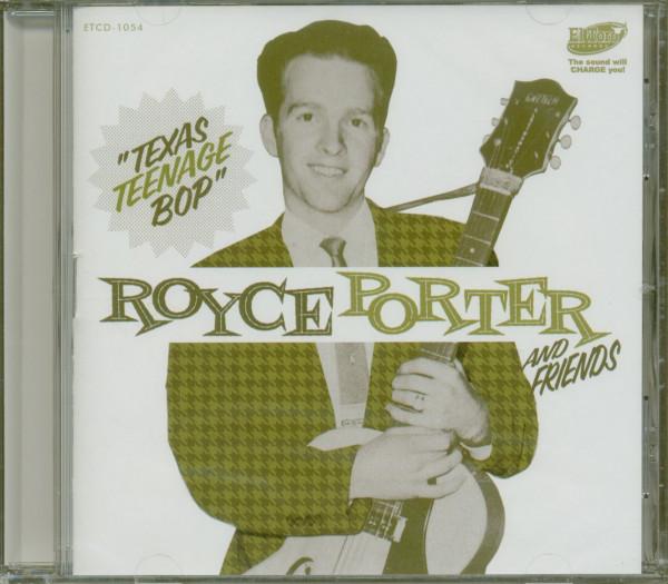 Texas Teenage Bop (CD)