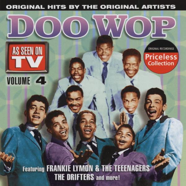 Vol.4, Doo Wop As Seen On Tv