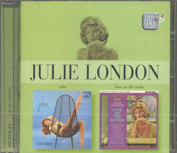 Julie - Love On The Rocks (CD)