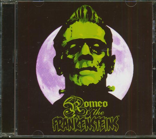 Munecas Putas - Romeo & The Frankensteins (CD)