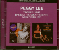 Peggy Lee CD: Best Of The Singles Collection (CD) - Bear