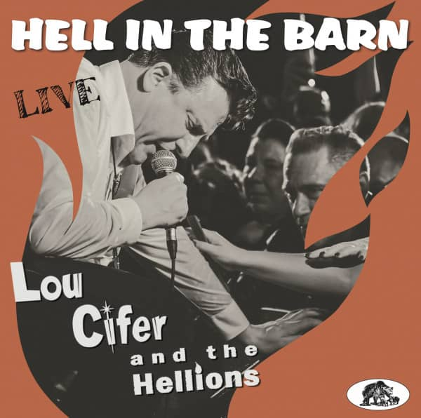 Hell In The Barn - Live (LP & CD)