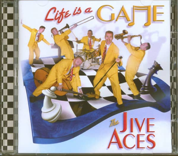 Life Is A Game (CD)