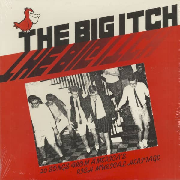 The Big Itch, Vol.1