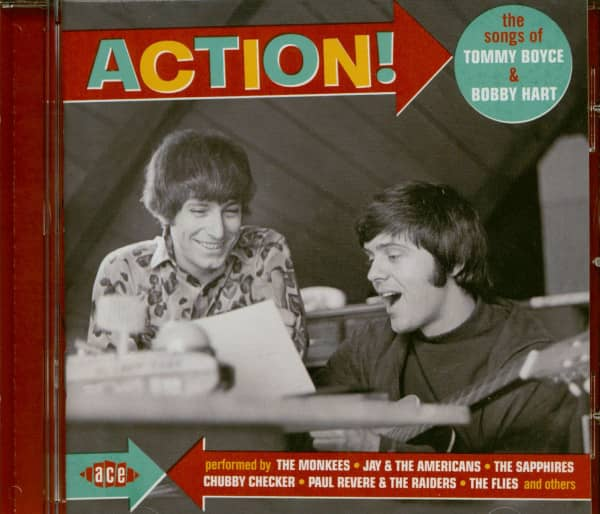 Action! The Songs Of Tommy Boyce & Bobby Hart (CD)