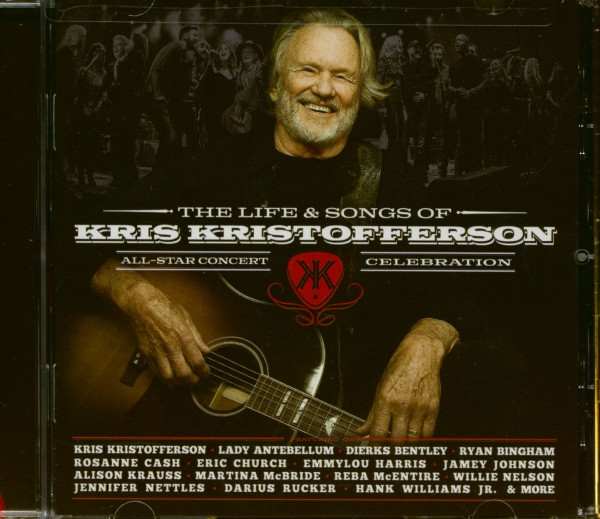 The Life & Songs Of Kris Kristofferson (CD)