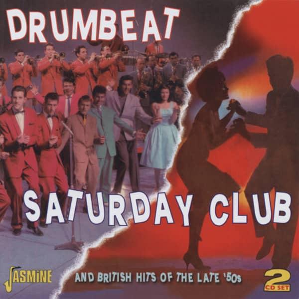 Drumbeat - Saturday Club plus 50s GB Hits 2-CD