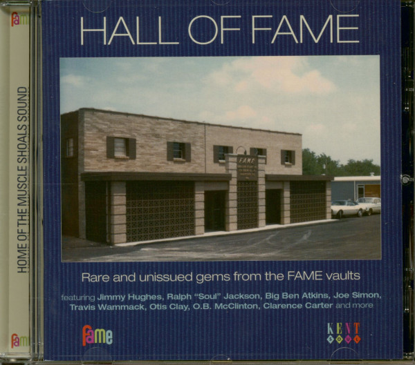 Hall Of Fame - Rare And Unissued Gems From The FAME Vaults (CD)