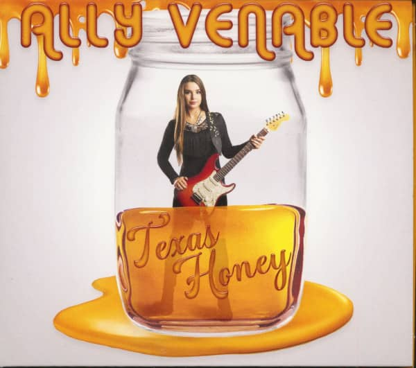 Texas Honey (CD)