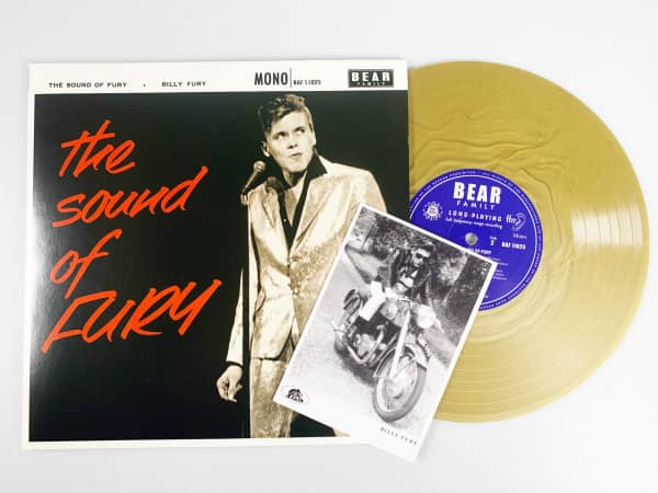 The Sound Of Fury (LP, 10inch, Ltd.)