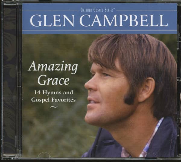 Amazing Grace - 14 Hymns and Gospel Favorites (CD)