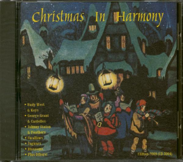 Christmas In Harmony (CD)