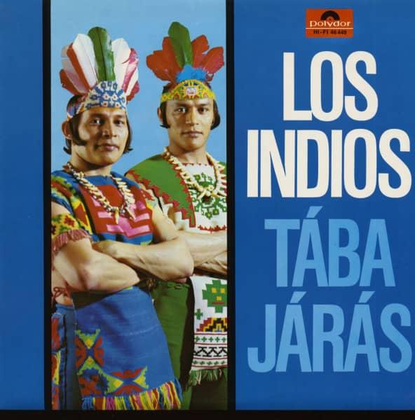 Los Indios Taba-Jaras (LP, Mono)