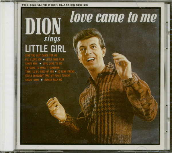 Love Came To Me (CD)