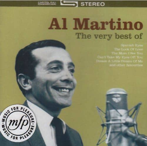 The Very Best Of Al Martino (CD)