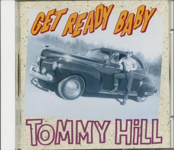 Get Ready Baby (CD)