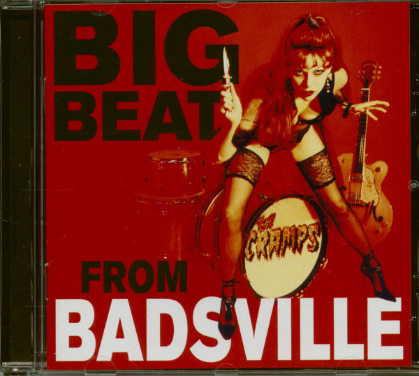 Big Beat From Badsville (CD)
