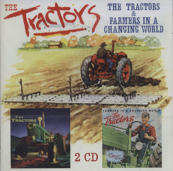 Tractors & Farmers In A Changing World (2-CD)
