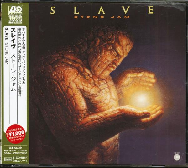 Stone Jam (CD, Japan)