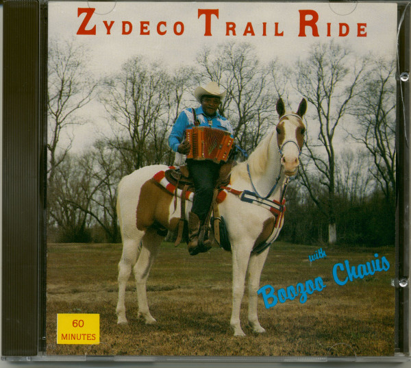 Zydeco Trail Ride (CD)