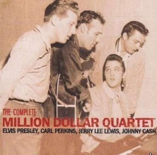 The Complete Million Dollar Quartet 50th (US)