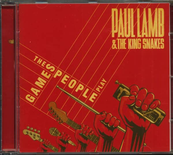 The Games People Play (CD)