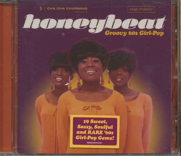 Honeybeat - Groovy 60s Girl-Pop (CD)