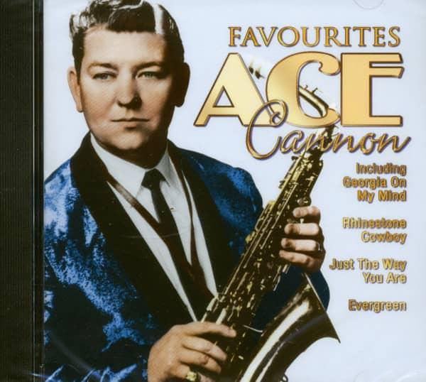 Favourites (CD)