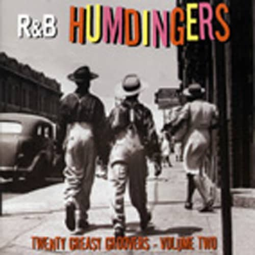 Vol.2, R&B Humdingers