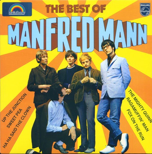 The Best Of Manfred Mann (LP)