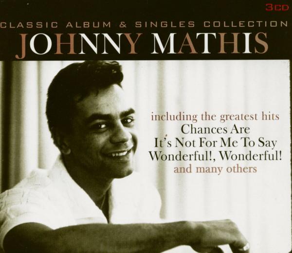 Classic Album & Singles Collection (3-CD)